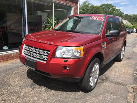2008 Land Rover LR2 for sale at MBM Auto Sales and Service - Lot A in East Sandwich MA