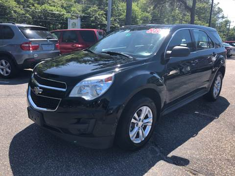 2013 Chevrolet Equinox for sale at MBM Auto Sales and Service - Lot A in East Sandwich MA