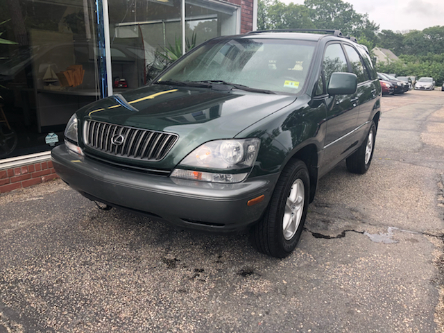 2000 Lexus RX 300 For Sale At MBM Auto Sales And Service   Lot B In
