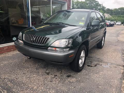 2000 Lexus RX 300 for sale at MBM Auto Sales and Service - MBM Auto Sales/Lot B in Hyannis MA