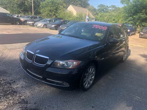 2007 BMW 3 Series for sale at MBM Auto Sales and Service - Lot A in East Sandwich MA