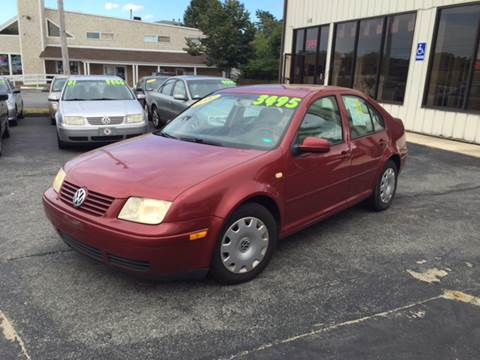 2000 Volkswagen Jetta for sale at MBM Auto Sales and Service - MBM Auto Sales/Lot B in Hyannis MA