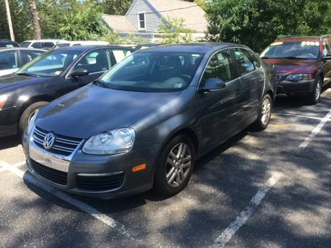 2007 Volkswagen Jetta for sale at MBM Auto Sales and Service - MBM Auto Sales/Lot B in Hyannis MA