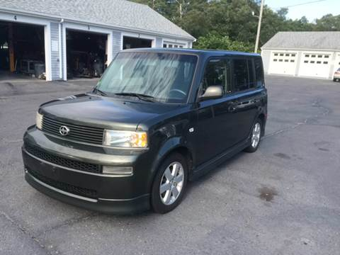 2005 Scion xB for sale at MBM Auto Sales and Service - MBM Auto Sales/Lot B in Hyannis MA