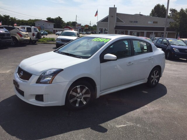 2011 Nissan Sentra for sale at MBM Auto Sales and Service - MBM Auto Sales/Lot B in Hyannis MA