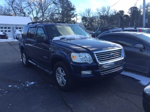 2008 Ford Explorer for sale at MBM Auto Sales and Service - Lot A in East Sandwich MA