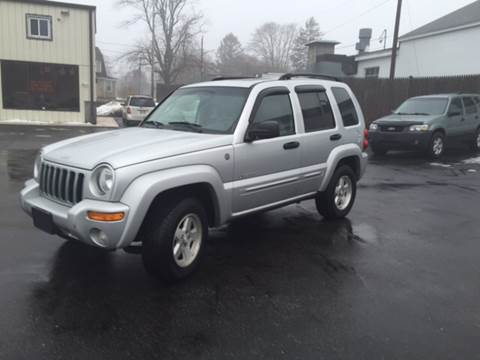 2004 Jeep Liberty for sale at MBM Auto Sales and Service - MBM Auto Sales/Lot B in Hyannis MA