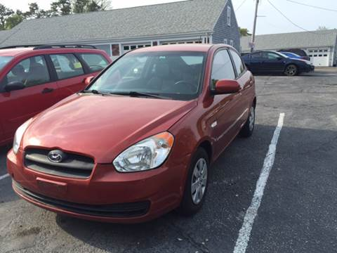 2010 Hyundai Accent for sale at MBM Auto Sales and Service - Lot A in East Sandwich MA