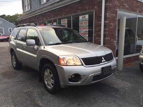 2010 Mitsubishi Endeavor for sale at MBM Auto Sales and Service - Lot A in East Sandwich MA