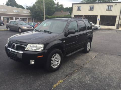 2006 Mercury Mariner for sale at MBM Auto Sales and Service - MBM Auto Sales/Lot B in Hyannis MA