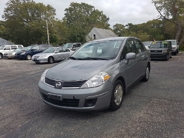 2008 Nissan Versa for sale at MBM Auto Sales and Service - MBM Auto Sales/Lot B in Hyannis MA