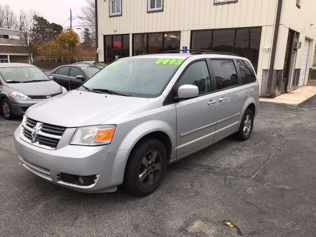 2008 Dodge Grand Caravan for sale at MBM Auto Sales and Service - MBM Auto Sales/Lot B in Hyannis MA