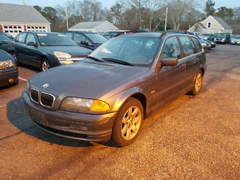 2001 BMW 3 Series for sale at MBM Auto Sales and Service - Lot A in East Sandwich MA