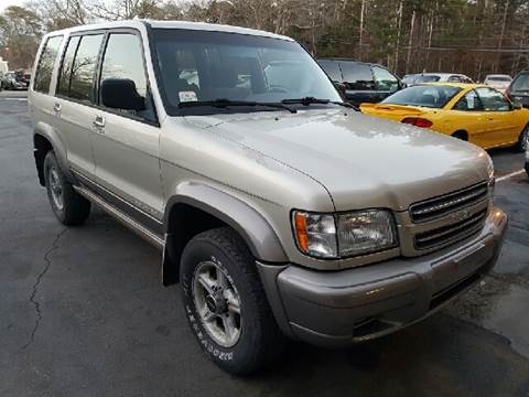 2002 Isuzu Trooper for sale at MBM Auto Sales and Service - Lot A in East Sandwich MA