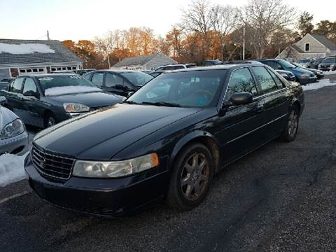 2002 Cadillac Seville for sale at MBM Auto Sales and Service - Lot A in East Sandwich MA