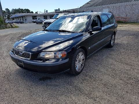 2004 Volvo V70 for sale at MBM Auto Sales and Service - MBM Auto Sales/Lot B in Hyannis MA