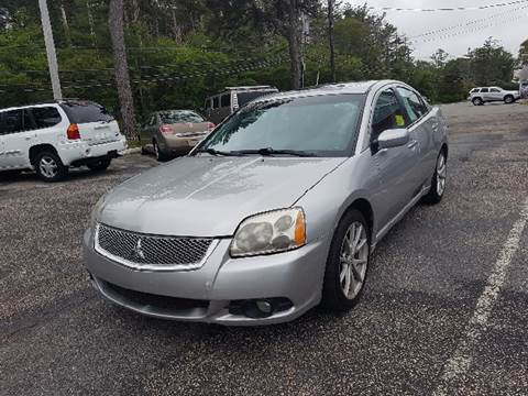 2011 Mitsubishi Galant for sale at MBM Auto Sales and Service - MBM Auto Sales/Lot B in Hyannis MA