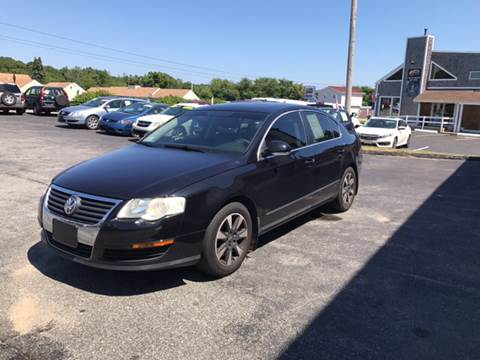 2006 Volkswagen Passat for sale at MBM Auto Sales and Service - MBM Auto Sales/Lot B in Hyannis MA