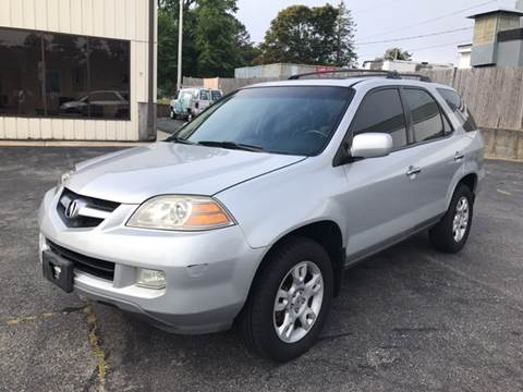 2004 Acura MDX for sale at MBM Auto Sales and Service - MBM Auto Sales/Lot B in Hyannis MA