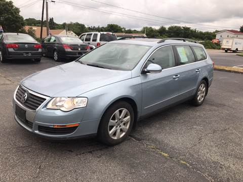 2007 Volkswagen Passat for sale at MBM Auto Sales and Service - MBM Auto Sales/Lot B in Hyannis MA