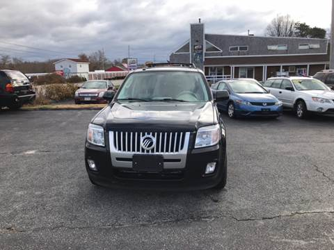 2009 Mercury Mariner Hybrid for sale at MBM Auto Sales and Service - MBM Auto Sales/Lot B in Hyannis MA