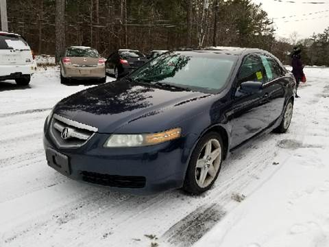 2004 Acura TL for sale at MBM Auto Sales and Service - Lot A in East Sandwich MA