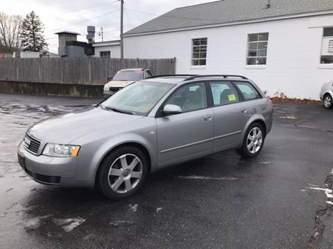 2005 Audi A4 for sale at MBM Auto Sales and Service - MBM Auto Sales/Lot B in Hyannis MA