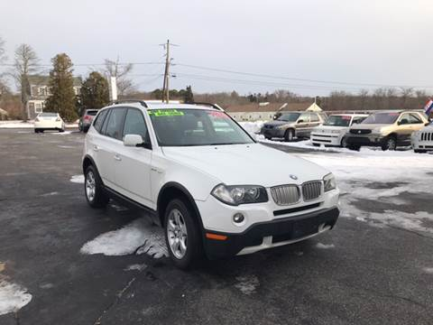 2007 BMW X3 for sale at MBM Auto Sales and Service - MBM Auto Sales/Lot B in Hyannis MA