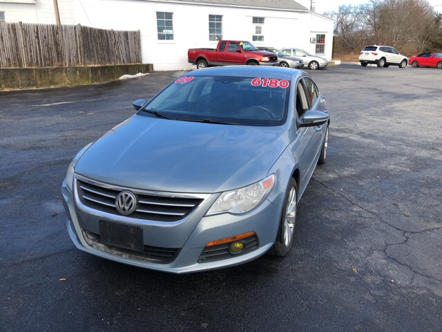 2009 Volkswagen CC for sale at MBM Auto Sales and Service - MBM Auto Sales/Lot B in Hyannis MA