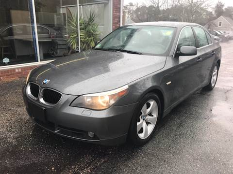 2005 BMW 5 Series for sale at MBM Auto Sales and Service - MBM Auto Sales/Lot B in Hyannis MA
