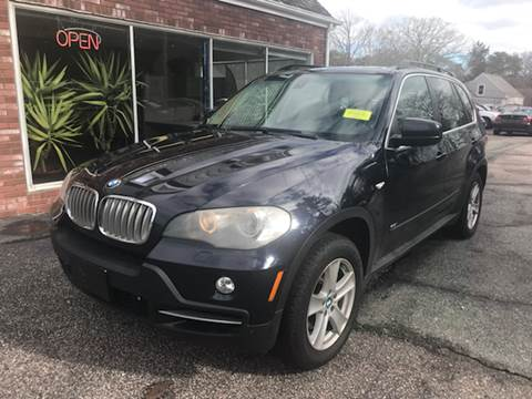 2008 BMW X5 for sale at MBM Auto Sales and Service - MBM Auto Sales/Lot B in Hyannis MA