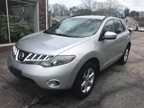 2009 Nissan Murano for sale at MBM Auto Sales and Service - Lot A in East Sandwich MA