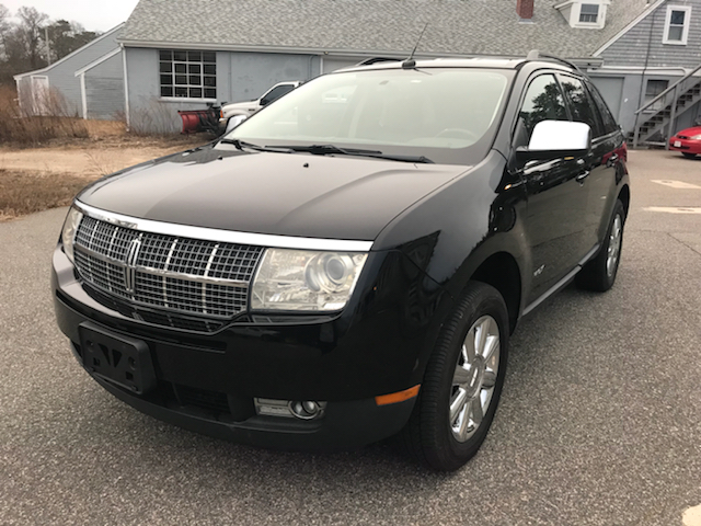 2007 Lincoln MKX for sale at MBM Auto Sales and Service - MBM Auto Sales/Lot B in Hyannis MA