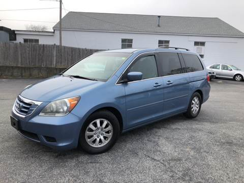 2008 Honda Odyssey for sale at MBM Auto Sales and Service - MBM Auto Sales/Lot B in Hyannis MA