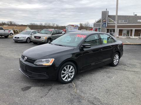 2011 Volkswagen Jetta for sale at MBM Auto Sales and Service - MBM Auto Sales/Lot B in Hyannis MA
