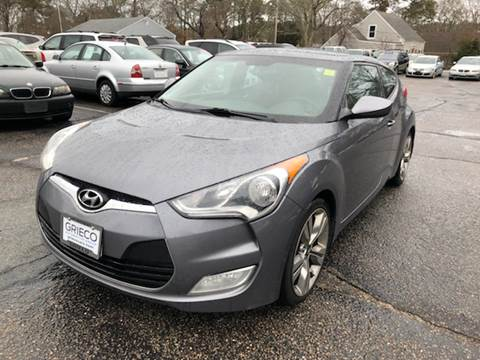 2013 Hyundai Veloster for sale at MBM Auto Sales and Service - MBM Auto Sales/Lot B in Hyannis MA