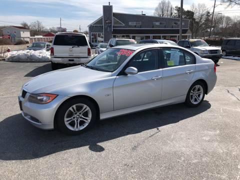 2008 BMW 3 Series for sale at MBM Auto Sales and Service - MBM Auto Sales/Lot B in Hyannis MA