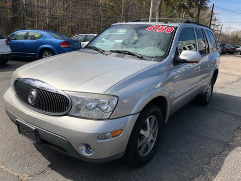 2004 Buick Rainier for sale at MBM Auto Sales and Service - Lot A in East Sandwich MA