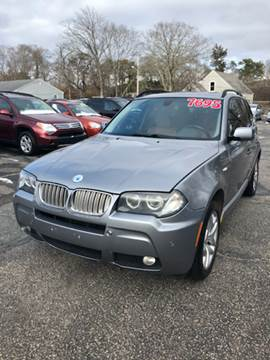 2007 BMW X3 for sale at MBM Auto Sales and Service - Lot A in East Sandwich MA