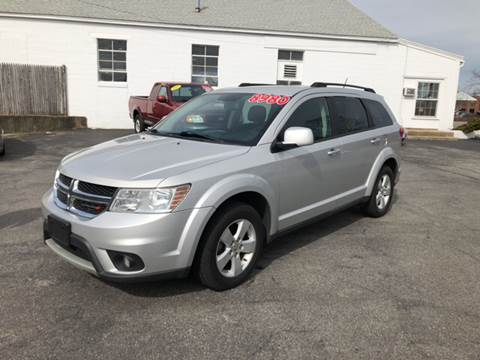 2012 Dodge Journey for sale at MBM Auto Sales and Service - MBM Auto Sales/Lot B in Hyannis MA