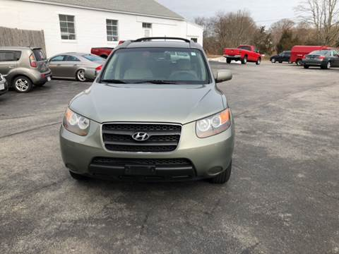 2007 Hyundai Santa Fe for sale at MBM Auto Sales and Service - MBM Auto Sales/Lot B in Hyannis MA