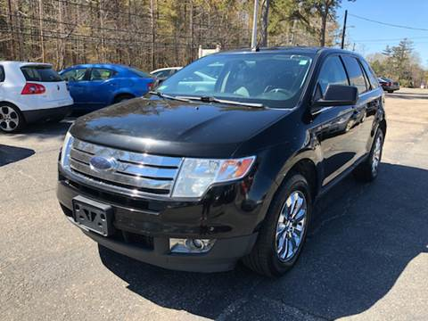 2009 Ford Edge for sale at MBM Auto Sales and Service - Lot A in East Sandwich MA