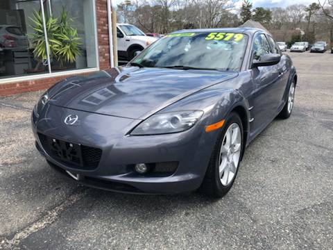 2007 Mazda RX-8 for sale at MBM Auto Sales and Service - Lot A in East Sandwich MA