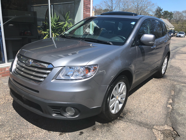 2008 Subaru Tribeca for sale at MBM Auto Sales and Service - MBM Auto Sales/Lot B in Hyannis MA