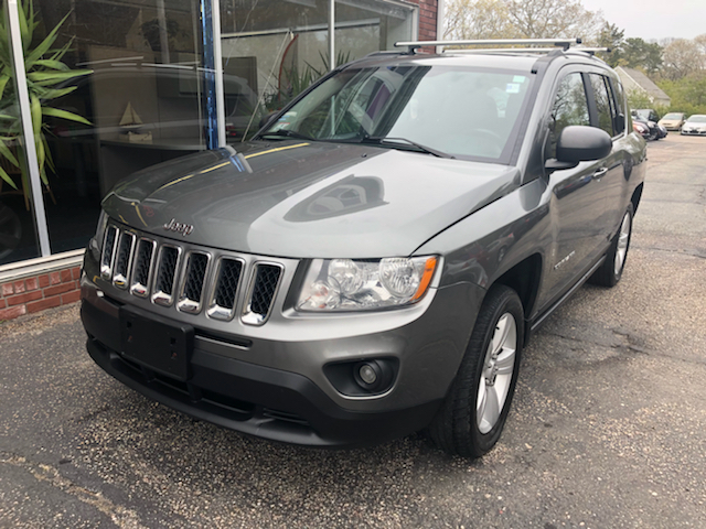 2012 Jeep Compass for sale at MBM Auto Sales and Service - MBM Auto Sales/Lot B in Hyannis MA