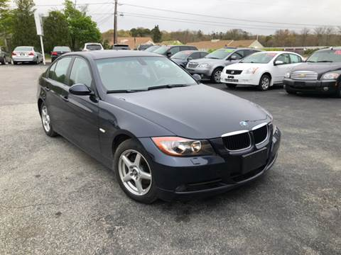 2007 BMW 3 Series for sale at MBM Auto Sales and Service - MBM Auto Sales/Lot B in Hyannis MA