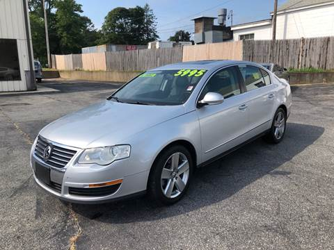 2008 Volkswagen Passat for sale at MBM Auto Sales and Service - MBM Auto Sales/Lot B in Hyannis MA