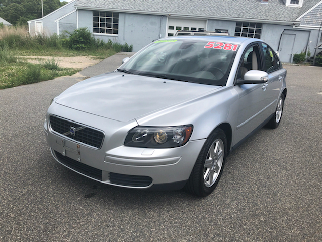 2007 Volvo S40 for sale at MBM Auto Sales and Service - MBM Auto Sales/Lot B in Hyannis MA