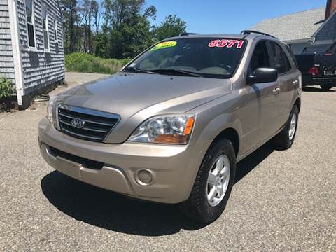 2008 Kia Sorento for sale at MBM Auto Sales and Service - MBM Auto Sales/Lot B in Hyannis MA