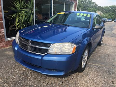 2008 Dodge Avenger for sale at MBM Auto Sales and Service - Lot A in East Sandwich MA